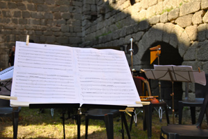 photo concert chateau d'andlau