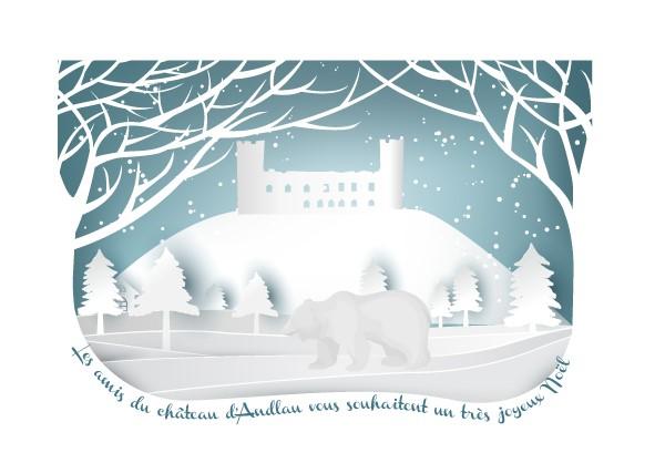 Voeux 2017 chateau d'Andlau